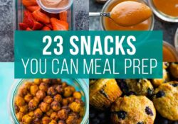 23 healthy snacks you can make