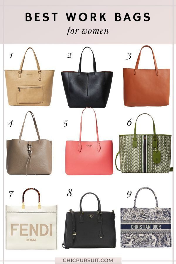 Best business bags for women, office bags for women, best business bags for laptops