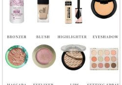 12 things everyone should have in the best drugstore makeup