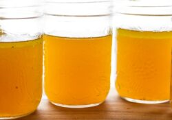 THE ONLY bone broth recipe you need