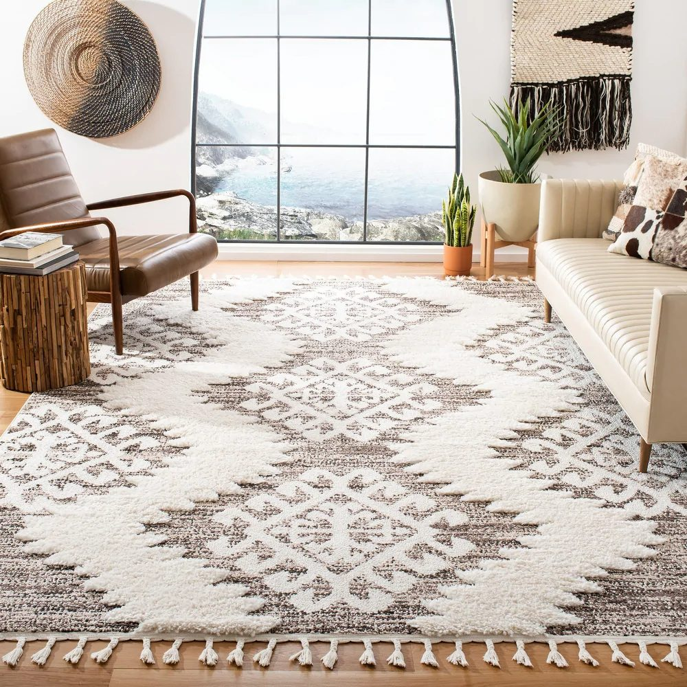 Cheap stores like Anthropologie home: Moroccan rugs from Overstock