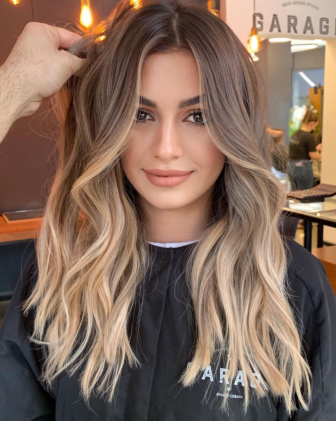 Ombre Balayage Haircut Ideas For Women - Medium and Long Hair Color Designs 2021-2022