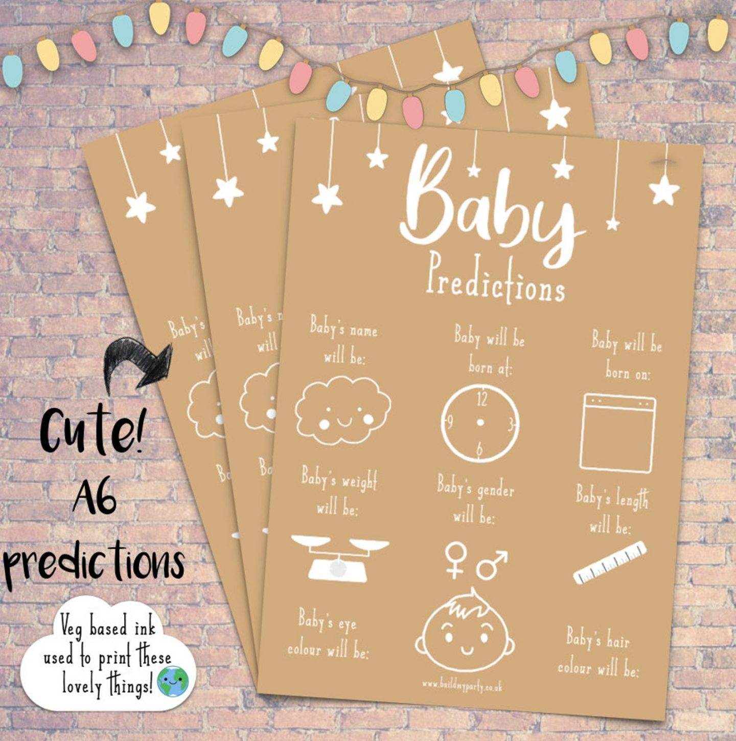Affordable and fun baby shower game ideas