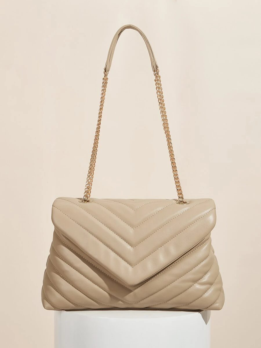 Gifts every girl wants from her boyfriend: designer-inspired beige bag