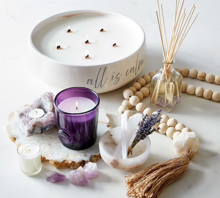 Soothing gifts every girl would want from her boyfriend: Lavender Calm Collection gift set