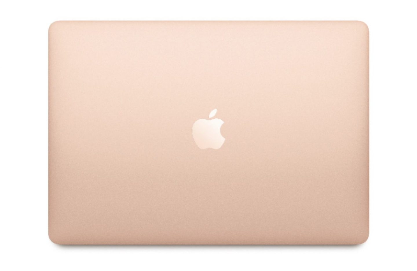 Luxury gifts that every girl wants: Gold Apple MacBook Air