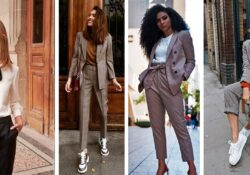 10 outfits with suits to look and feel strong at work