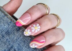 50+ cute pink nail designs that go with any outfit