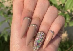 Over 40 timeless nude nail designs that enhance your stylish look