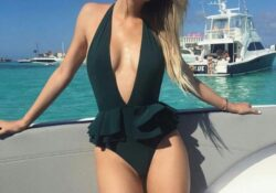 30 beautiful swimsuits to balance long bodies and short legs