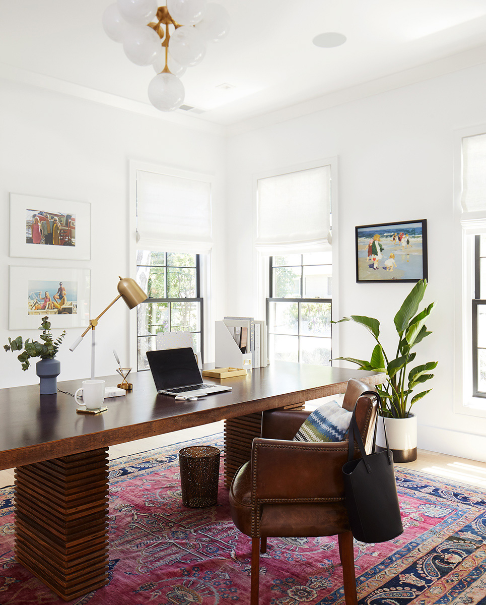 Transition home office