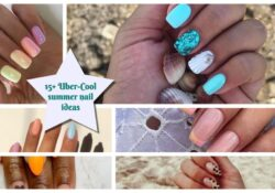 15+ uber-cool summer nail designs for different styles - cute DIY projects