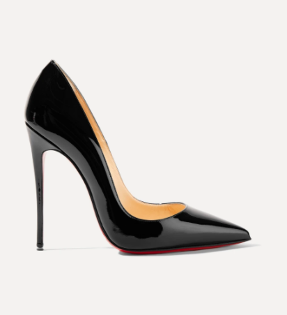 Louboutin How Kate wore black for the best designer shoes to invest in