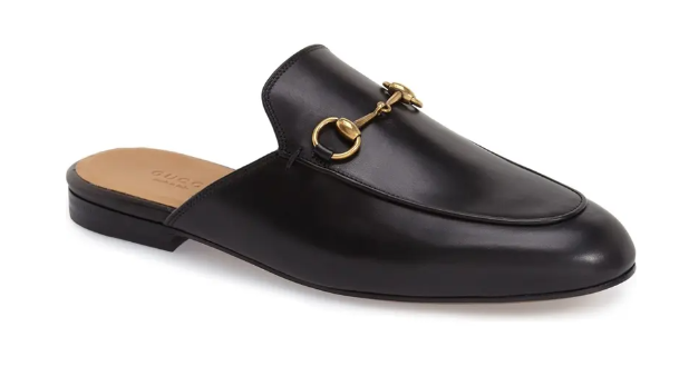 Black Gucci Princetown loafers for the best designer shoes to invest in
