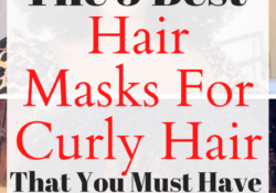 The 5 best must-have hair masks for curly hair